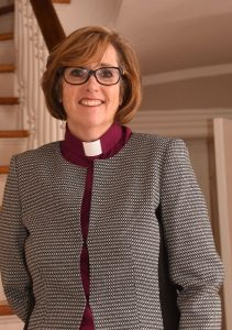Archbishop Anne Germond
