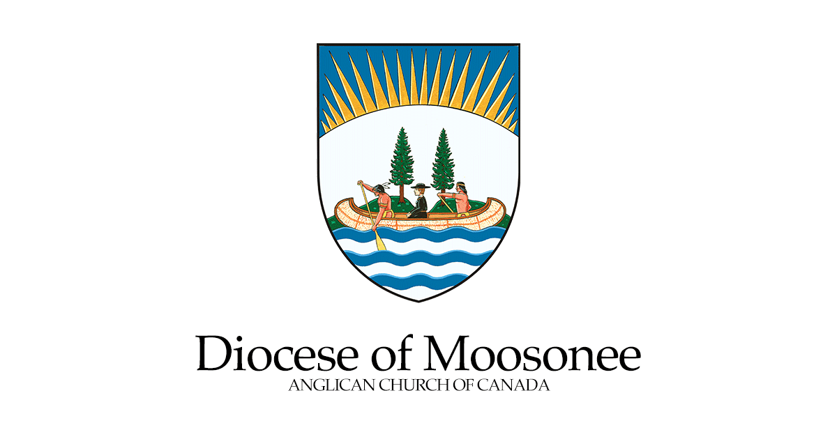 Crest of the Diocese of Moosonee, of the Anglican Church of Canada